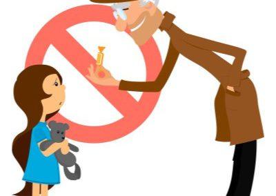 Don't Teach Your Kids About Stranger Danger
